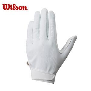 ウイルソン Wilson 守備用手袋 メンズ 左手用 守備用グローブ 片手用 WTAFG0301 【国内正規品】|himaraya