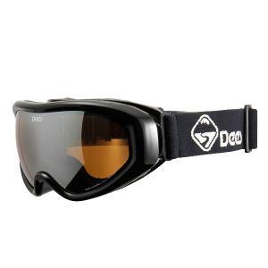ディーズ DEES WISE S.BK DEG-126-1 スキー スノーボード 眼鏡対応ゴーグル 2016年 ウィンタースノーゴーグル|himaraya