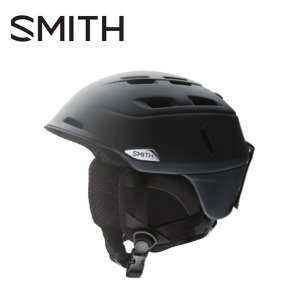 スミス SMITH Camber キャンパー MATBLK スキー スノーボード ヘルメット メンズ|himaraya
