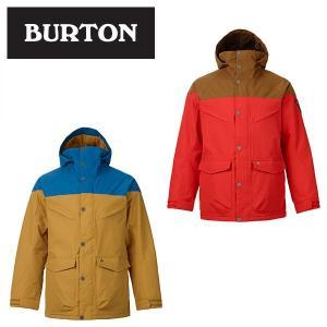 バートン BURTON Frontier Jacket 10167102 ウインターウェア スノーボードジャケット メンズ himaraya