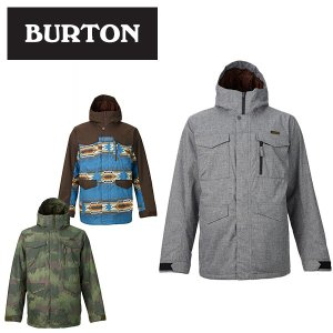 バートン BURTON Covert Jacket 13065101 ウインターウェア スノーボードジャケット メンズ himaraya