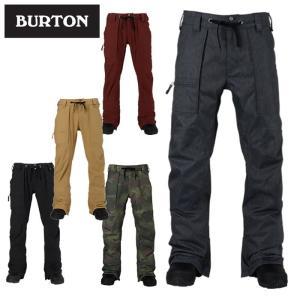 バートン BURTON ウインターウェア スノーボードパンツ ユニセックス Southside Pant Mid Fit himaraya