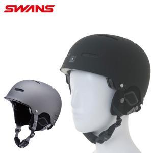 スワンズ SWANS スキー スノーボード ヘルメット メンズ レディース HSF-200 【15-16 2016モデル】|himaraya