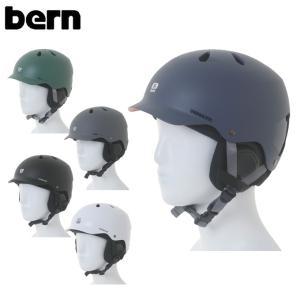 バーン BERN スノーボードヘルメット メンズ WATTS JAPAN-FIT 【15-16 2016モデル】|himaraya