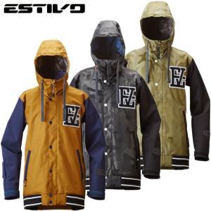 エスティボ ESTIVO スノーボードジャケット メンズ EV DOPE JKT EVM1501 himaraya