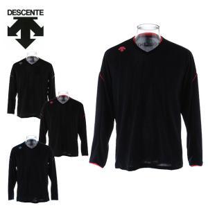 デサント DESCENTE バレーボール 長袖Tシャツ メンズ DOR-B7945|himaraya