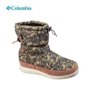コロンビア Columbia<brスノーブーツ スノトレ スノーシューズ ブーツ 冬靴 ロングブーツ ユニセックス スピンリールブーツ WP オムニヒート YU3712-365