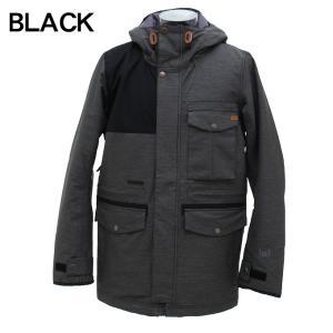 エルワン L1 スノーボードジャケット メンズ Halsted Jacket|himaraya|06