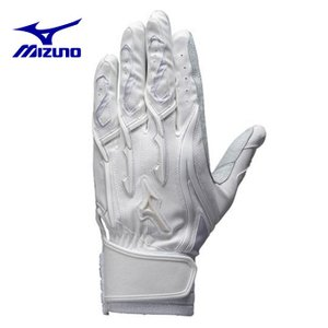 ミズノ MIZUNO 野球 バッティンググローブ 両手用 メンズ ミズノプロ シリコンパワーアークMI 高校野球対応 1EJEH131|himaraya