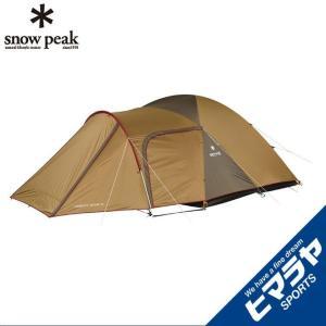 スノーピーク(snow peak) アウトドア 大型テント アメニティドームM SDE-001R【SPSSS】