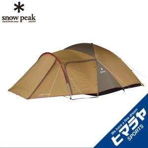 スノーピーク(snow peak) アウトドア 大型テント アメニティドームL SDE-003R【SPSSS】