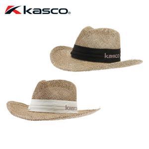 キャスコ KASCO ゴルフ メンズ ストローハット BK KSH-1633|himaraya