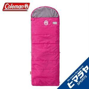 コールマン 封筒型シュラフ スクールキッズ/C10ピンク 2000027269 coleman|himaraya
