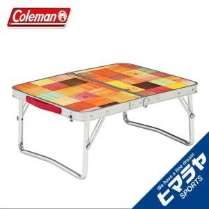 コールマン アウトドアテーブル 小型テーブル ナチュラルモザイクミニテーブルプラス 20000267...