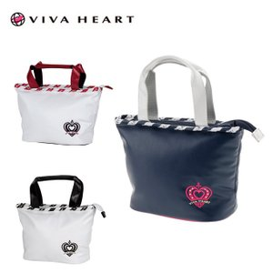 ビバハート VIVA HEART ゴルフ トートバッグ レディース カートバッグ VHZ016B