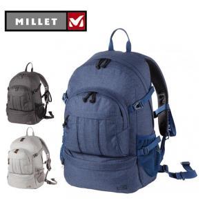 ミレー(MILLET) トレッキング ザック 20L〜30L 1泊(メンズ・レディース) RANDONNEE 20 MIS0516