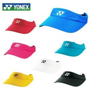 ヨネックス(YONEX) テニス(レディース) サンバイザー 40036