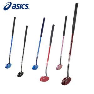 アシックス グラウンドゴルフクラブ ハンマーバランスTC 一般右打者専用 GGG186 asics|himaraya