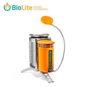 バイオライト BioLite アウトドア ストーブ キャンプストーブ ウィズ フレックスライト 1824225