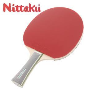 ニッタク 卓球 張り上げ済みラケット リーブスFL+ジャミン NE6990 Nittaku