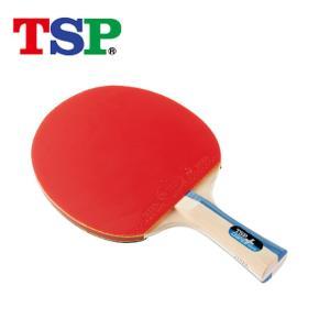 ティーエスピー 卓球 張り上げ済みラケット ジャイアントプラス シェークハンド 140S 025480|himaraya