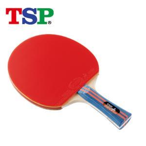 ティーエスピー 卓球 張り上げ済みラケット ジャイアントプラス シェークハンド 180S 025500 himaraya