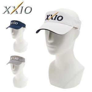 ゼクシオ XXIO ゴルフ サンバイザー メンズ レギュラーバイザー XMH6304|himaraya