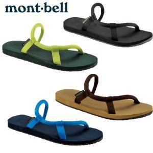 モンベル mont bell ビーチサンダル メンズ・レディ...