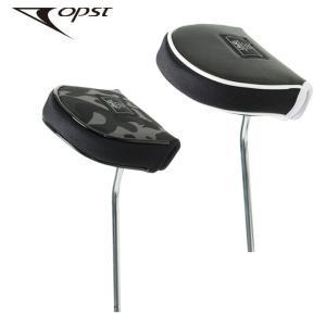 オプスト OPST ゴルフ ヘッドカバー メンズ レディース パターカバーM OP230501F04|himaraya