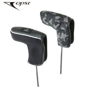 オプスト OPST ゴルフ ヘッドカバー メンズ レディース パターカバーB OP230501F05|himaraya
