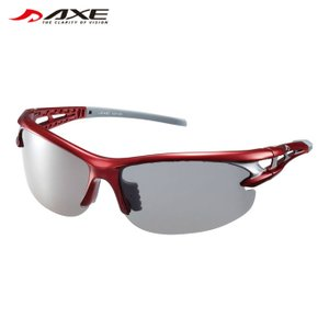 アックス 偏光サングラス メンズ レディース スポーツサングラス ASP-495 AXE