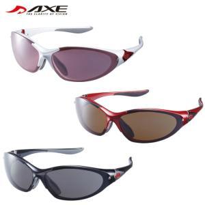 アックス AXE サングラス スポーツサングラス AS-375R
