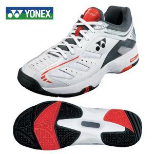 ヨネックス YONEX テニスシューズ オムニ・クレー用 メンズ レディース パワークッション 102 SHT102 386 テニス シューズ