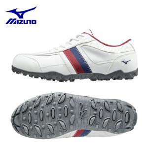ミズノ MIZUNO ゴルフシューズ スパイクレス 靴 メンズ ティーゾイド 51GQ1685|himaraya
