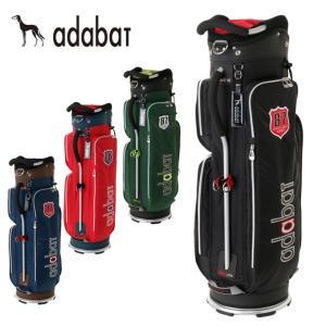 アダバット adabat ゴルフ メンズ キャディバッグ ABC292