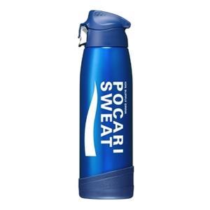 大塚製薬 水筒 1.0L ポカリスエット×サーモスコラボ 真空断熱スポーツボトル 56561|himaraya