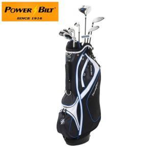 パワービルト POWER BILT ゴルフ セットクラブ メンズ POWERBILT Mセット|himaraya