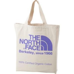 ノースフェイス トートバッグ TNFオーガニックコットントート NM81616 LP THE NORTH FACE