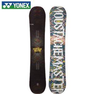 ヨネックス YONEX スノーボード板 メンズ レディース MOUSTACHEMASTER MM16 himaraya