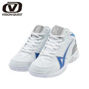 ビジョンクエスト VISION QUEST バスケット シューズ WMS レディース VQ570402F04|himaraya