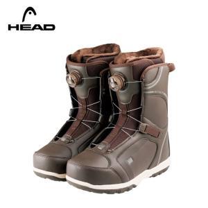 ヘッド HEAD スノーボードブーツ ダイヤルタイプ メンズ ソフトBOAブーツ SCOUT PRO...