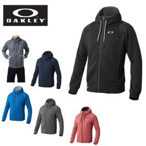 オークリー OAKLEY スポーツウェア メンズ フードスウェットジャケット 461489JP 2016スウェットジャージ