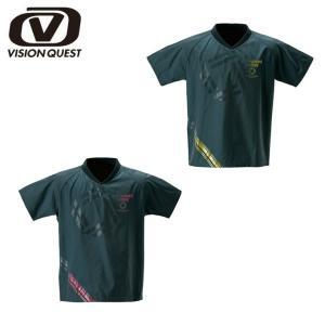 ビジョンクエスト VISION QUEST バレーウェア 半袖 バレーピステ VQ570504F01|himaraya
