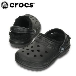 クロックス crocs サンダル ジュニア classic ...