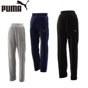 プーマ PUMA スウェット メンズ ベロアパンツ 839746 himaraya