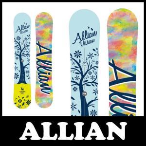 アライアン ALLIAN スノーボード 板 レディース VIVIAN ビビアン スノーボード スノボ ボード ヴィヴィアン キャンバー 2017 16/17 himaraya