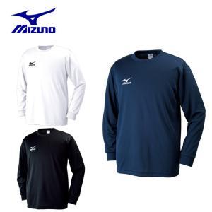 ミズノ MIZUNO スポーツウェア 長袖シャツ メンズ Tシャツ 長袖 32JA6130|himaraya