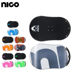 ニコ NICO スノーボード板 メンズ レディース セパレートスノーボード STANDARD MODEL センターガード付き himaraya