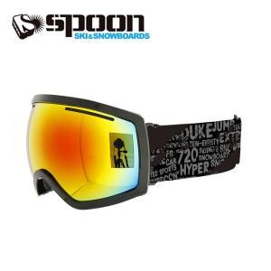スプーン SPOON スキー ボード ゴーグル メンズ レディース SIRUS type.p 偏光 SBP-685-1|himaraya
