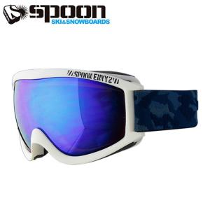 スプーン SPOON スキー ボード ゴーグル メンズ レディース ENVY 2 SDP-661-5|himaraya